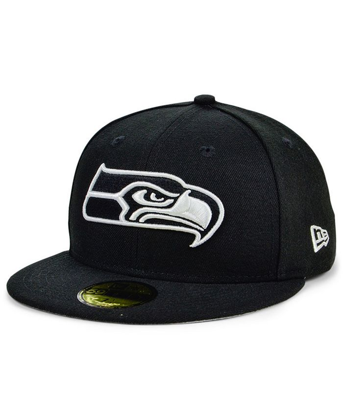 Lids - Seattle Seahawks Basic Fashion 59FIFTY FITTED Cap