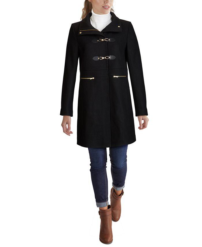 Cole Haan - Stand-Collar Coat