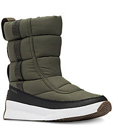 Sorel Women's Out N About Mid Puffy Boots