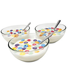 Candlelit Desserts Fruit Loops Style Scented Cereal Bowl Candle, 14 o.z