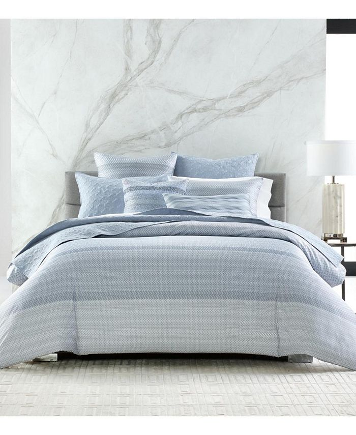 Hotel Collection - Parallel Comforter
