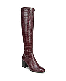 Franco Sarto Tribute Wide Calf High Shaft Boots