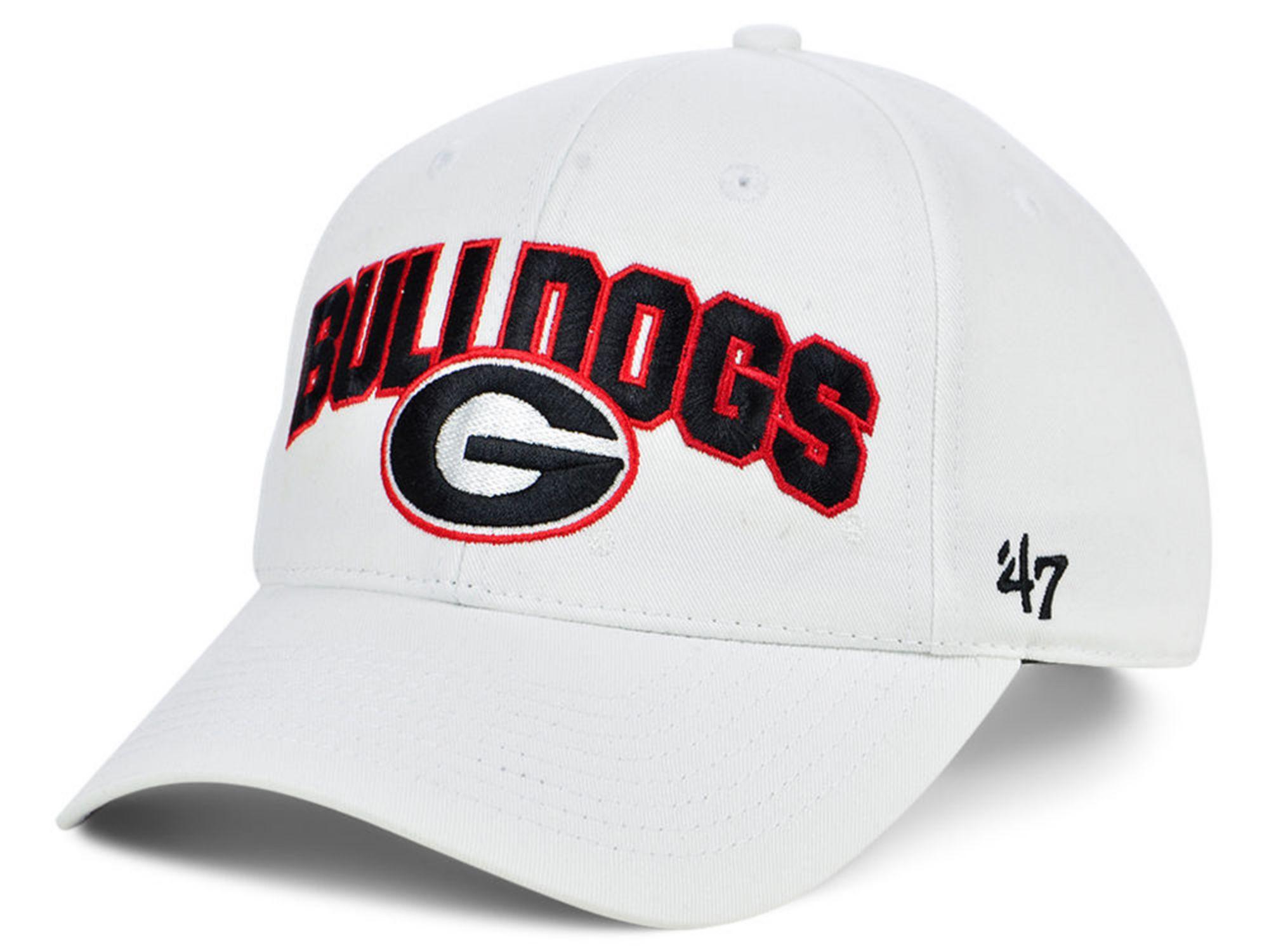 '47 Brand Georgia Bulldogs Box Score MVP Cap & Reviews - Sports Fan Shop By Lids - Men - Macy's