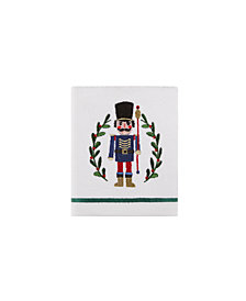 "Martha Stewart Collection Nutcracker 16"" x 28"" Hand Towel, Created for Macy's"
