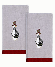 Avanti Country Friends Fingertip Towels, 2 Piece