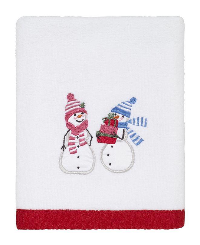 Avanti Snowy Friends Hand Towel