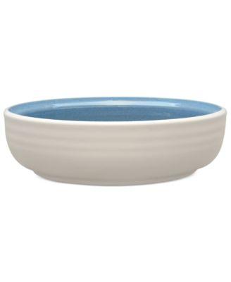Noritake Colorvara Blue Serving Bowl