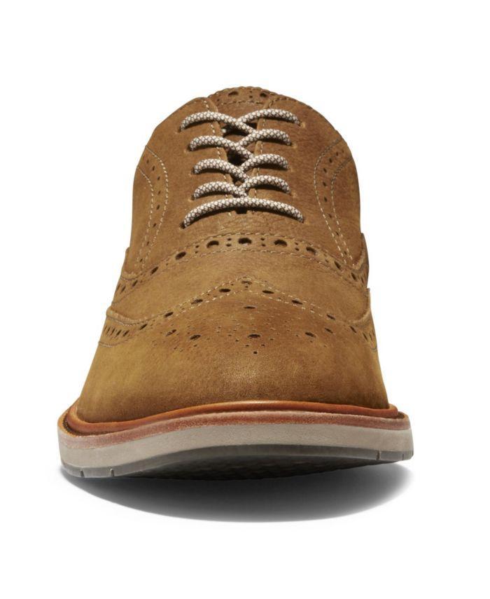 Cole Haan Men's Morris Wing Oxford & Reviews - All Men's Shoes - Men - Macy's
