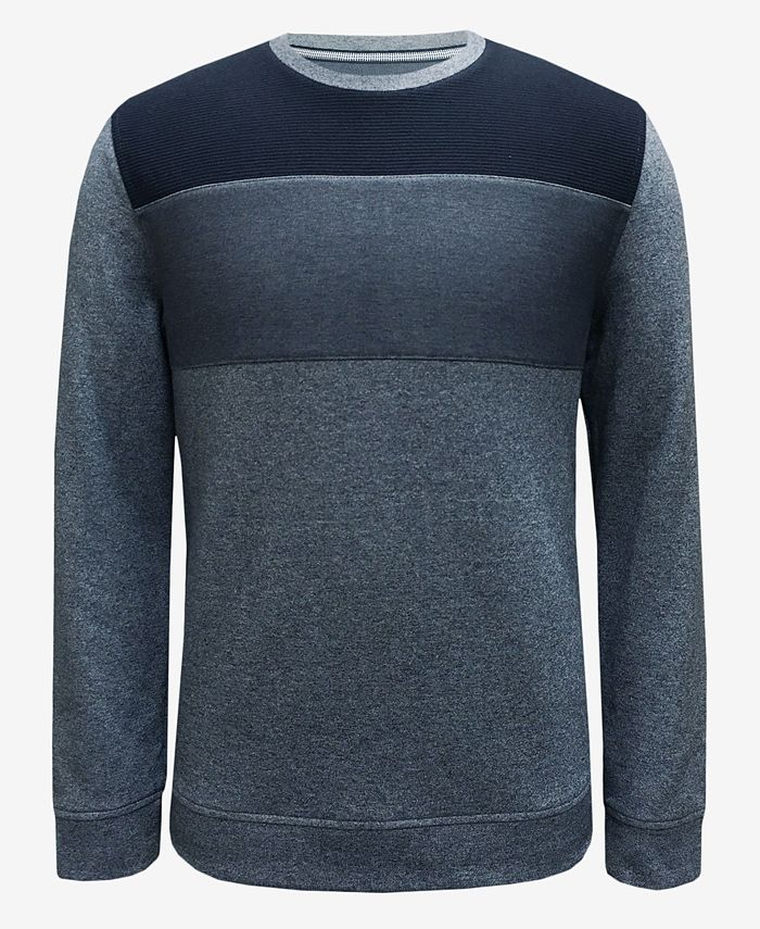 Alfani - Men's Crewneck Pullover Sweater