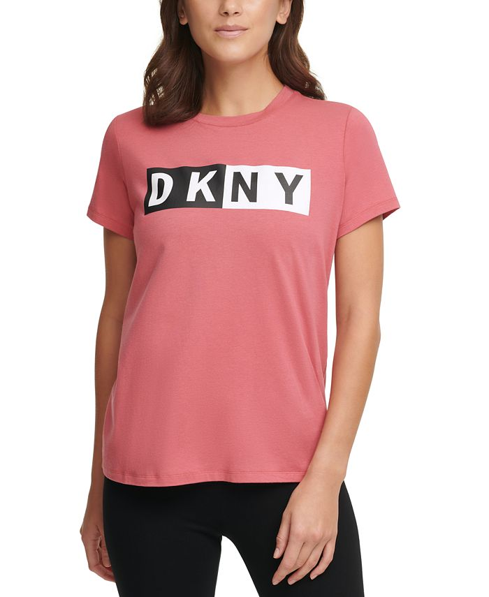 DKNY - Split-Logo T-Shirt