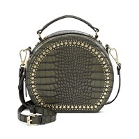 Deals on INC International Concepts Rilie Circle Top-Handle Crossbody