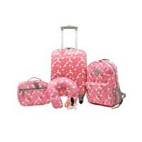 5-Pieces Traveler's Club Kid's Luggage Set