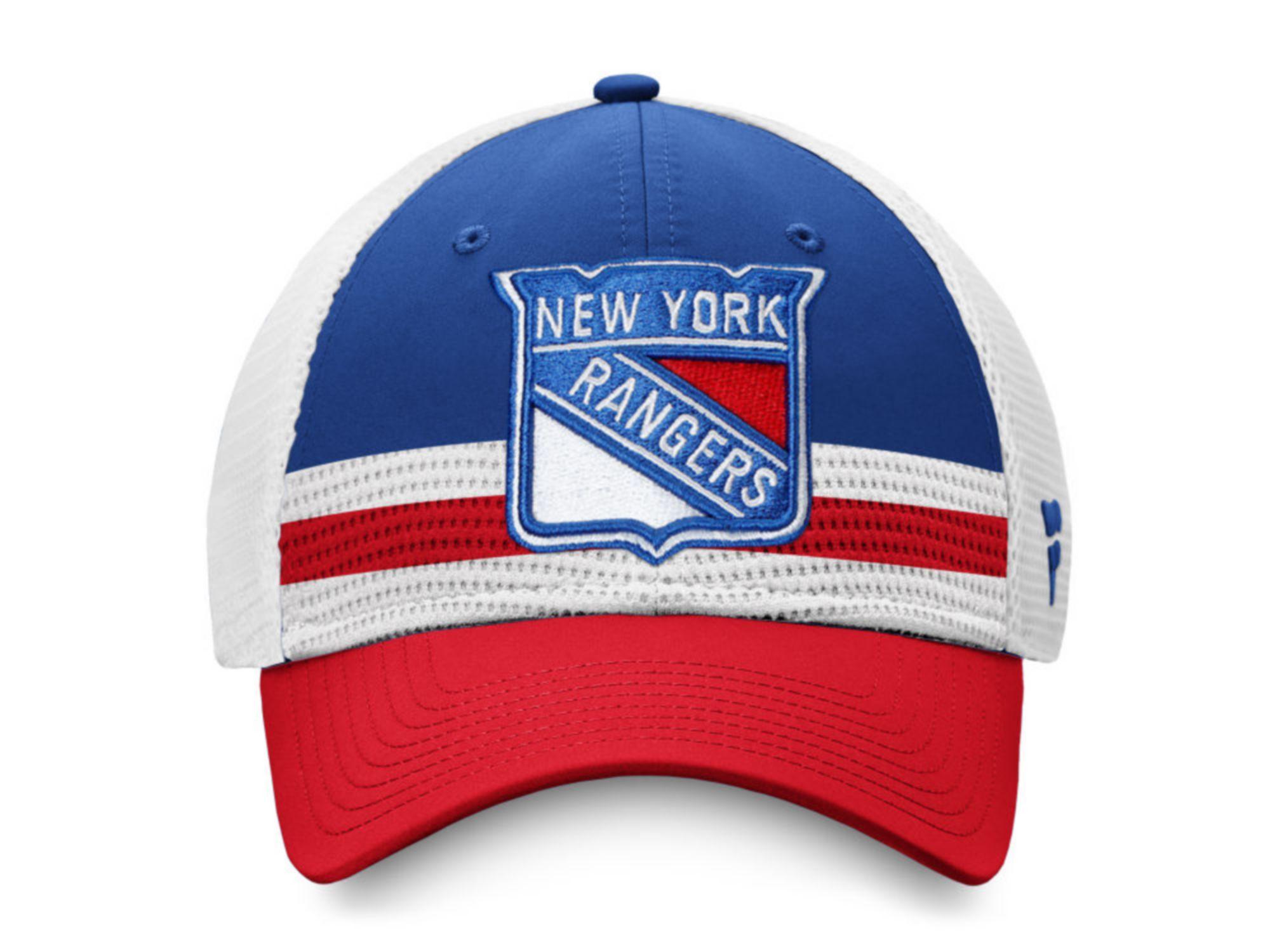 Authentic NHL Headwear New York Rangers 2020 Draft Trucker Cap & Reviews - Sports Fan Shop By Lids - Men - Macy's