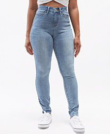Dollhouse Juniors' Curvy High-Rise Skinny Jeans