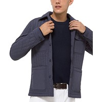 Michael Kors Mens Vertical Quilted Jacket Deals