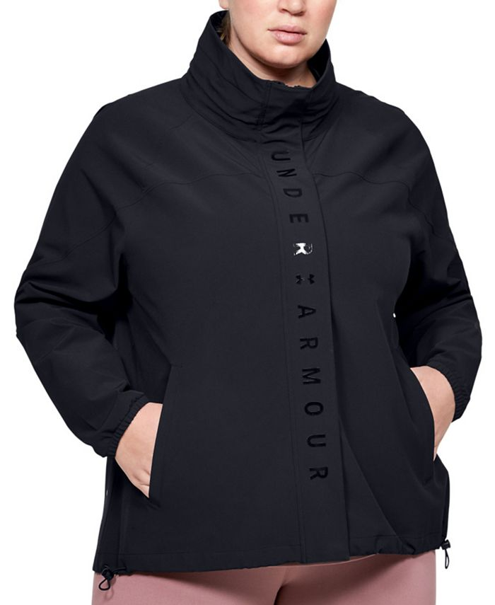 Under Armour - Plus Size Recover Zippered Jacket