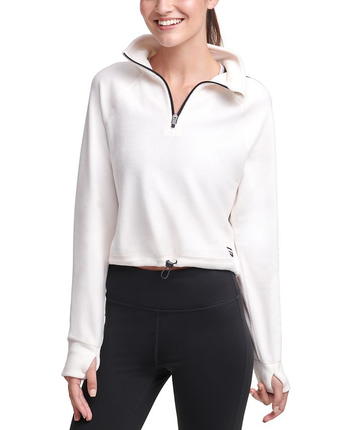 Calvin Klein - Half-Zip Logo Top