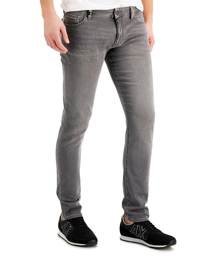 A|X Armani Exchange - Men's Skinny Fit Jeans