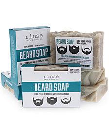 Rinse Bath & Body Co. Beard Soap Bar