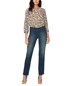 NYDJ Marilyn Sure Stretch® Denim Straight-Leg Jeans