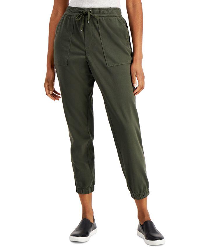 Style & Co - Plus Size Utility Jogger Pants