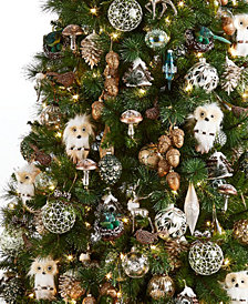 Holiday Lane Birds & Boughs Ornaments Collection, Created for Macy's