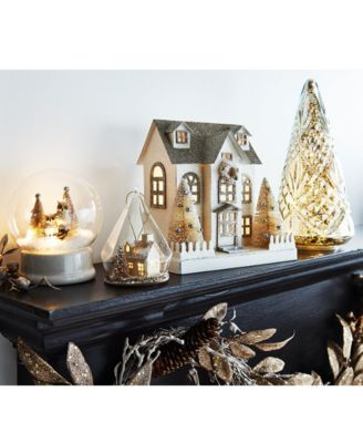 Gilded Age Textured Ombré Table-Top Tree, Created for Macy's