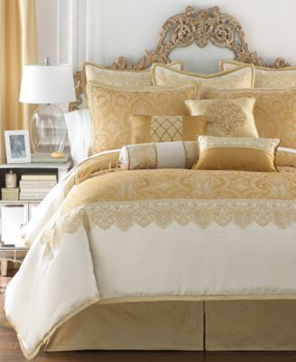 CLOSEOUT! Waterford Sutton Square Queen Comforter Set
