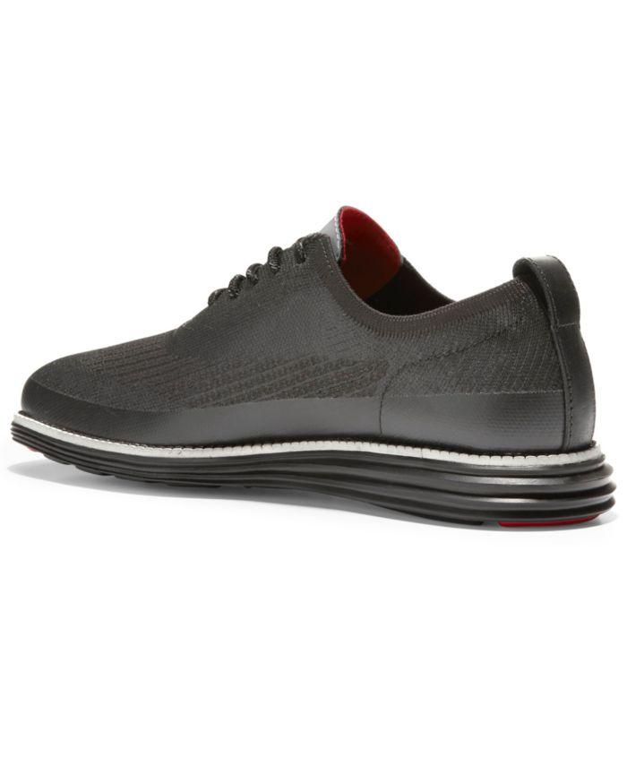 Cole Haan Men's Original Grand Stitchlite Wingtip Oxfords & Reviews - All Men's Shoes - Men - Macy's