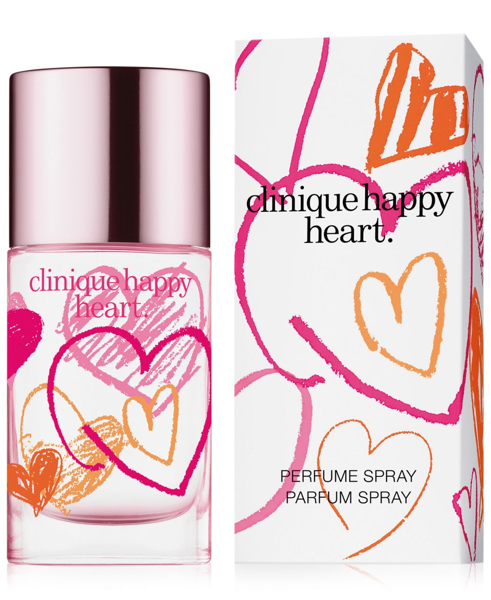 Clinique Happy Heart For Women Perfume Collection Beauty
