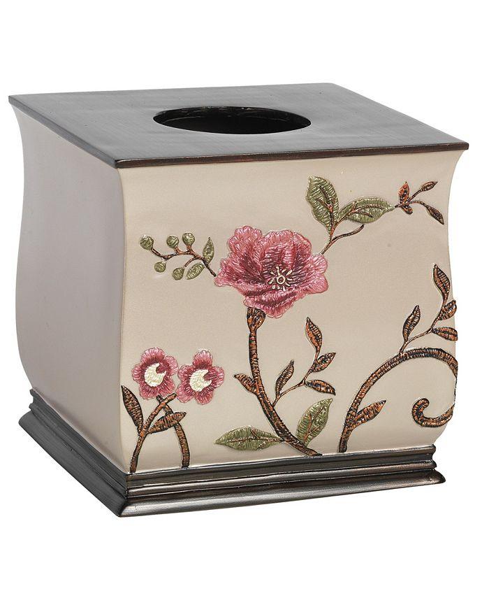 Popular Bath - larrisa tissue box
