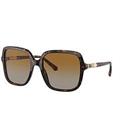 BVLGARI Women's Polarized Sunglasses, BV8228B 57