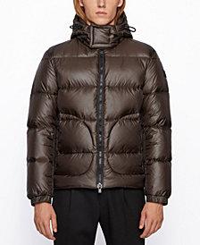 BOSS Men's Dolera Regular-Fit Jacket