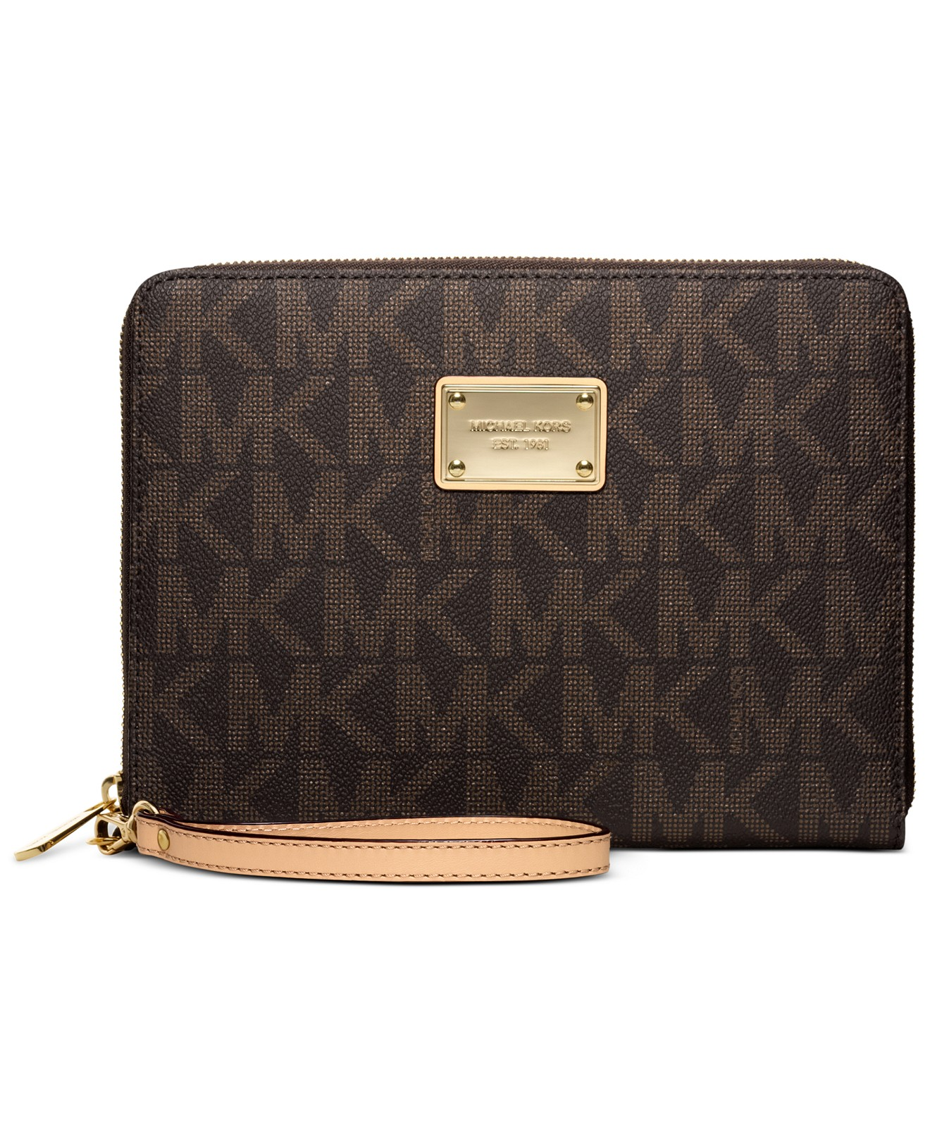 MICHAEL Michael Kors Mini Multi Function Tablet Case Reviews - Handbags Accessories - Macy's