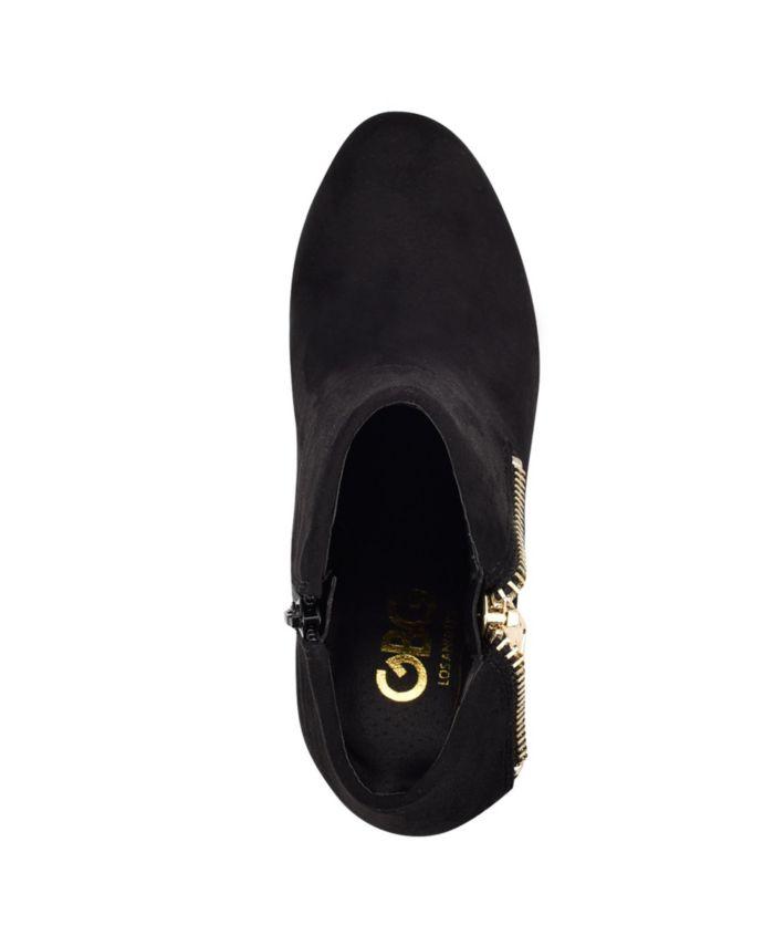 GBG Los Angeles Docker Women's Bootie & Reviews - Boots - Shoes - Macy's