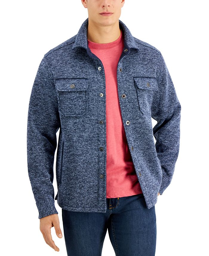 Tommy Bahama - Men's North Bend Sweater Jacket