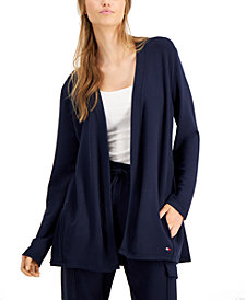 Tommy Hilfiger Tiered-Back Cardigan
