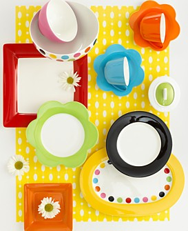 Macy*s - Dining & Entertaining - Villeroy & Boch Wonderful World Dinnerware Collection :  china home fun color
