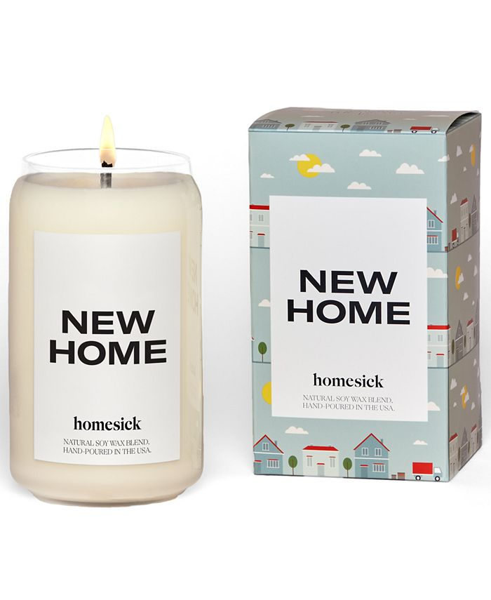 Homesick Candles - New Home Candle