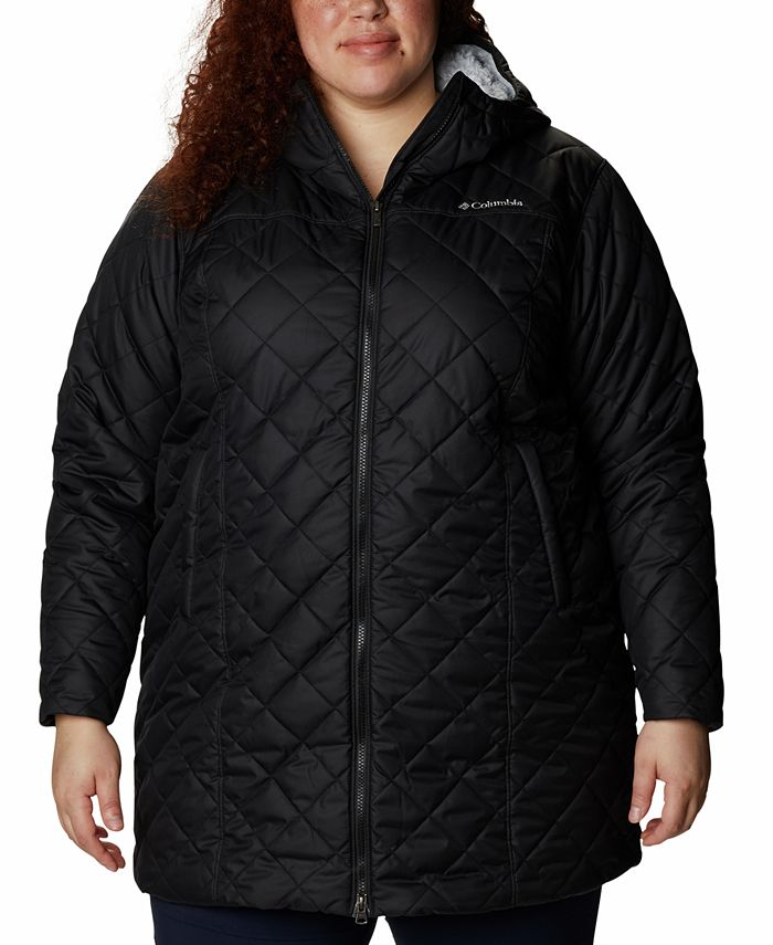 Columbia - Plus Size Copper Crest Quilted Jacket