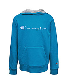 Champion Toddler Boys Embroidered Signature Fleece Hoodie