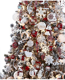 """Holiday Lane """"Chalet"""" Ornaments Collection, Created for Macy's"""
