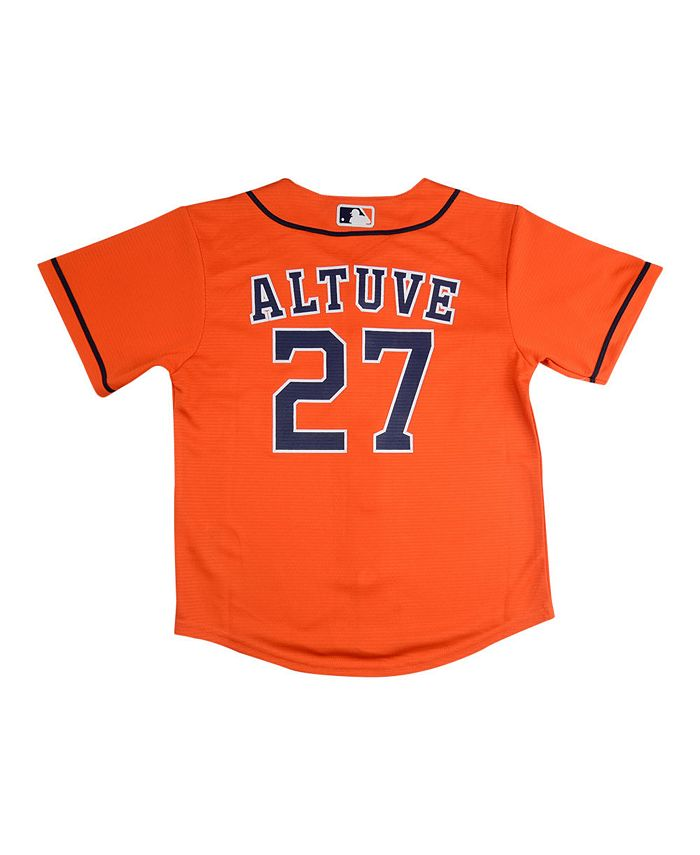 Nike - Houston Astros Jose Altuve Baby Official Player Jersey