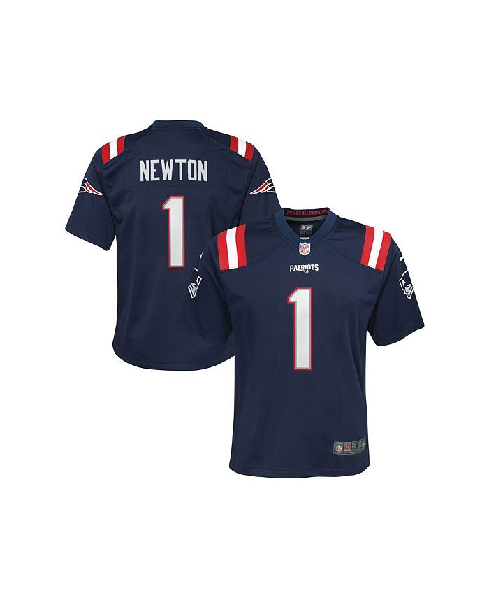 Nike - New England Patriots Cam Newton Baby Game Jersey