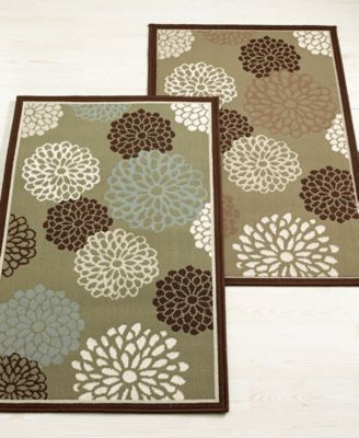 Bacova Rugs; Blossom Accent Rug