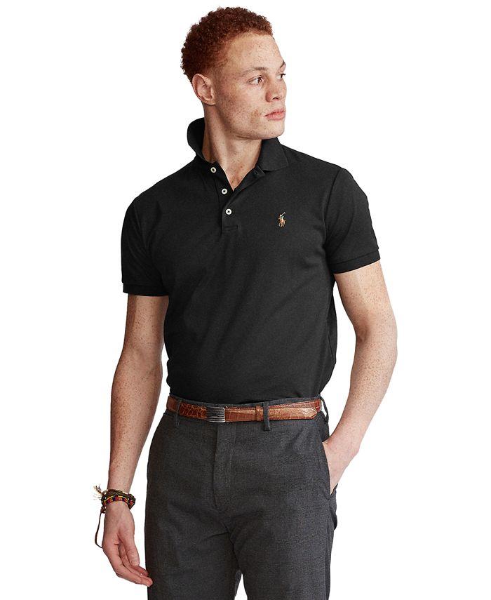 Polo Ralph Lauren - Men's Custom Slim Soft Cotton Polo