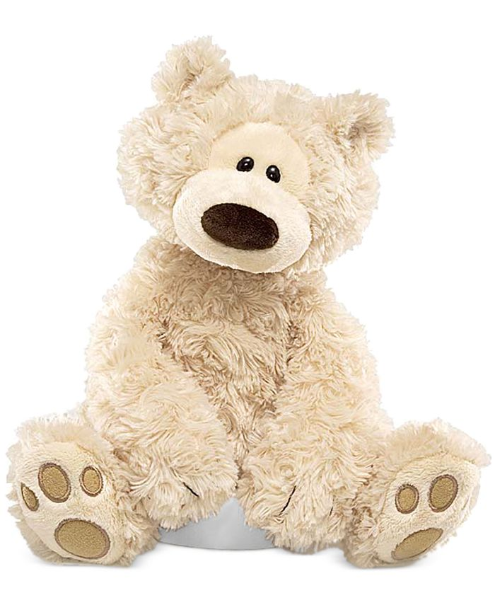 Gund® - Baby Stuffed Toy, Baby Philbin Bear Plush