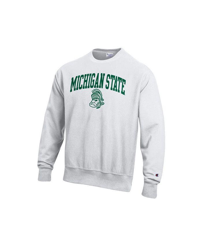 Champion - Michigan State Spartans Men's Vault Reverse Weave Sweatshirt