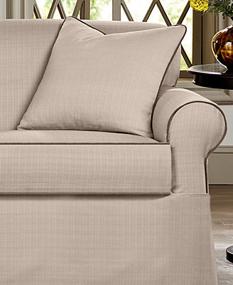 Sure Fit Bahama 2 Piece Sofa Slipcover Slipcovers For