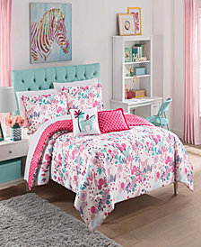 Waverly Reverie Full/Queen Bedding Collection, 3 Piece